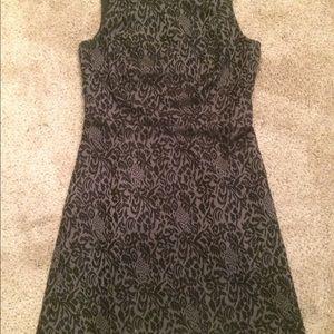 Grey short dress